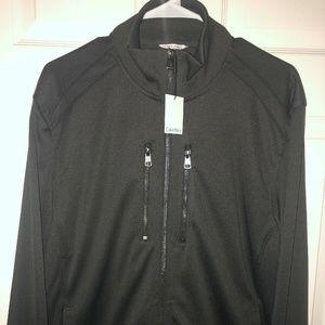 Calvin Klein Men's Full Zip Casual Jacket size Lg